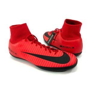 Nike MercurialX Victory 6 DF IC Shoes 903613-616